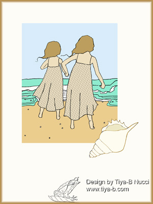 sisters-in-sand