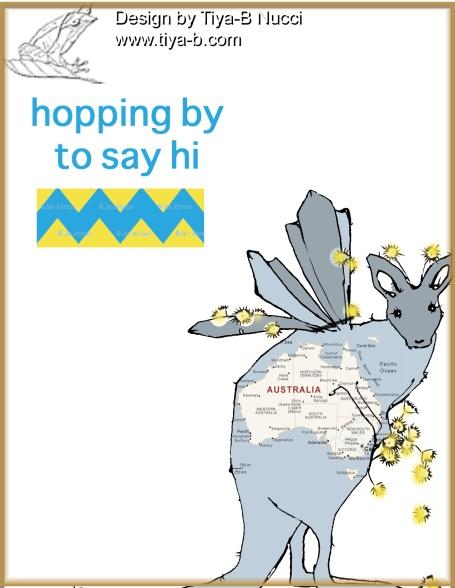 kangroo-hop