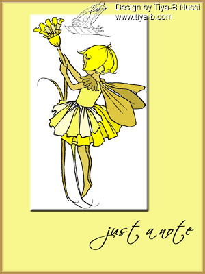 yellow-fairy