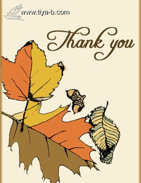 leaf-thanks