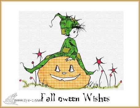 pumpkin-&-witch