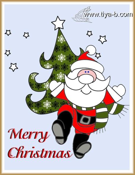 merry-santa
