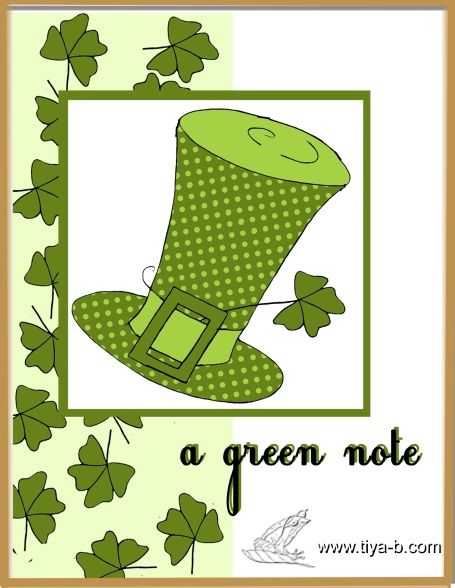 green-note