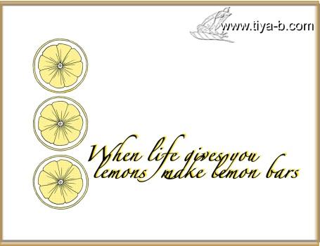 3-lemons