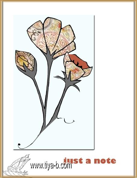 poppy-note