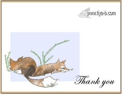 foxy-thankd