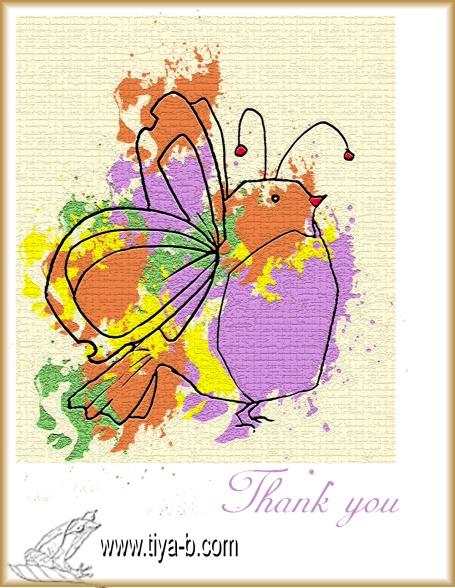 fairy-bird-thanks