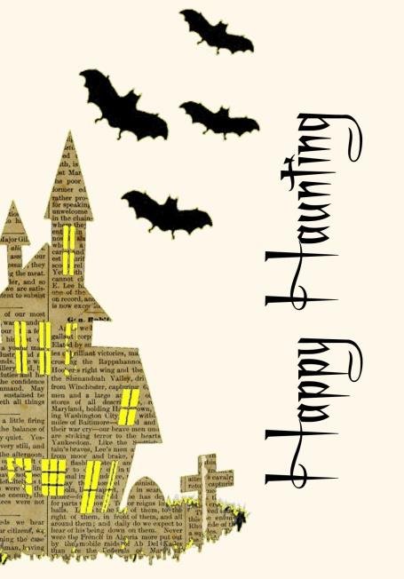 haunted-house-newsprint