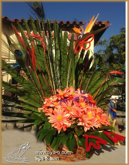 turkey-flowers