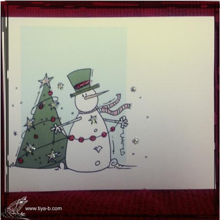 snowmantree