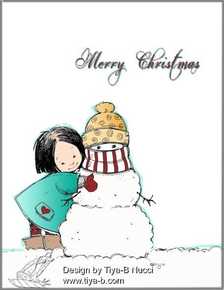 val&snowman
