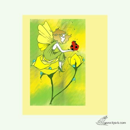 fairy&bug