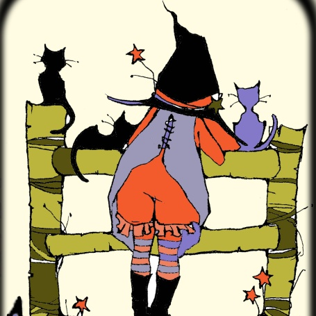 sq-witch-on-fence