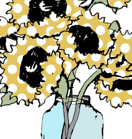 sqr-dotflower