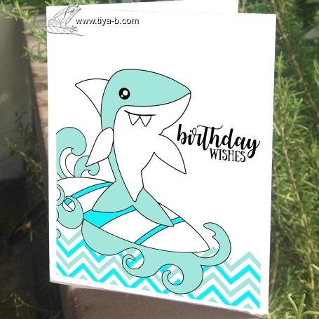 tiel-shark
