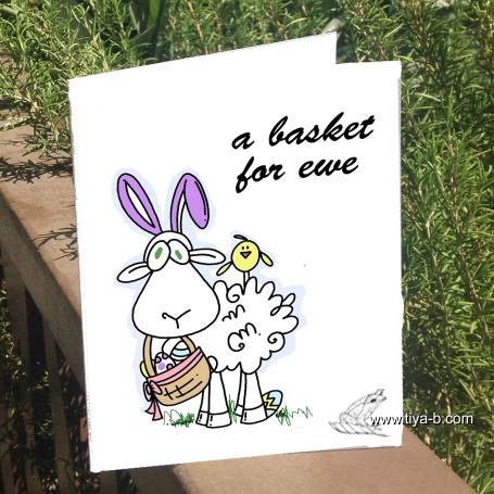 pastel-ewe