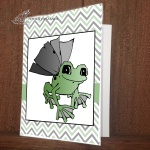 grey-wined-frog