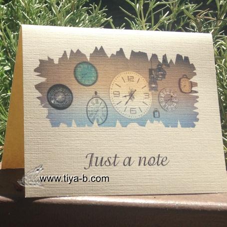 clocknote