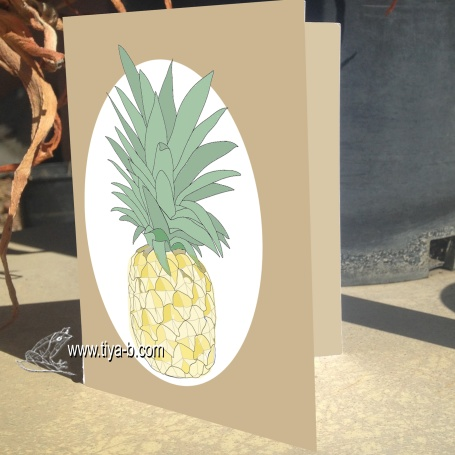 pineapple-card