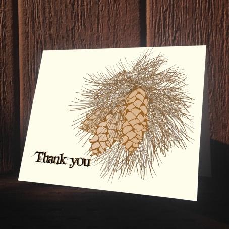 pinecones-thankyou
