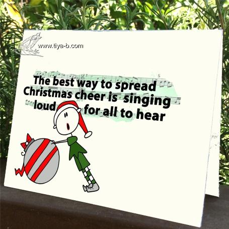 singing-elf