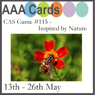 aaa card #115 nature