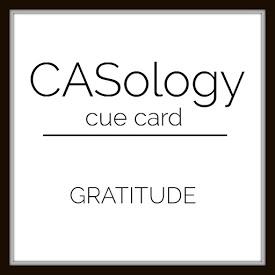 caso 315 - Gratitude